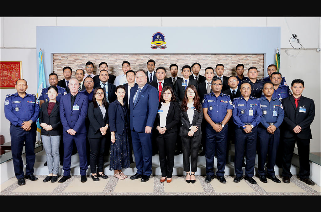 Officers from cybercrime and counter-terrorism units and INTERPOL National Central Bureaus (NCBs) in 10 countries took part in the course.