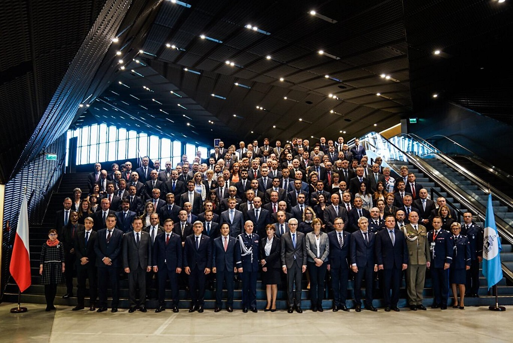 More than 170 senior police officials from 54 countries are attending the INTERPOL European Regional Conference.