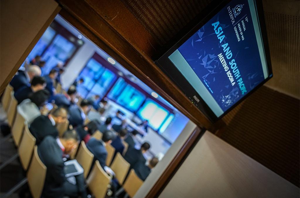Des hauts responsables chargés de l'application de la loi d'Asie et du Pacifique Sud ont participé à une table ronde sur les défis de la criminalité au niveau régional.