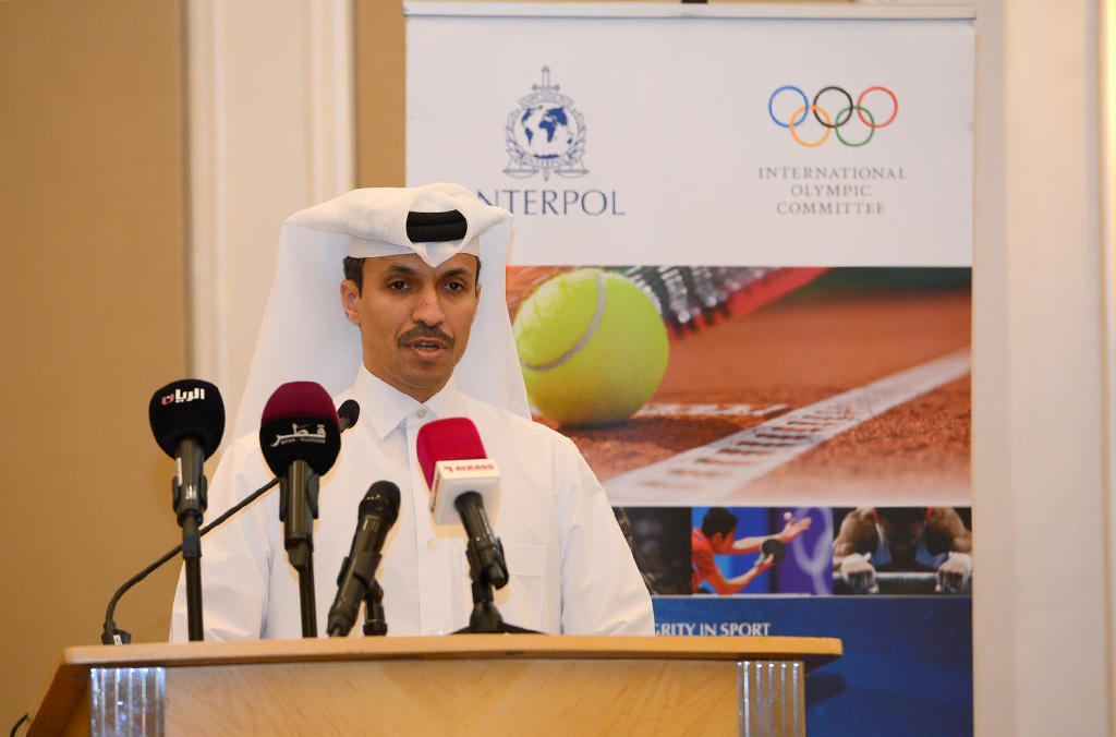 Integrity entails credibility, and the credibly of competition and sports organization is one of the key pillars of Olympic Agenda 2020, said H.E. Jassim Rashid Al-Buenain, Secretary-General of Qatar's Olympic Committee.