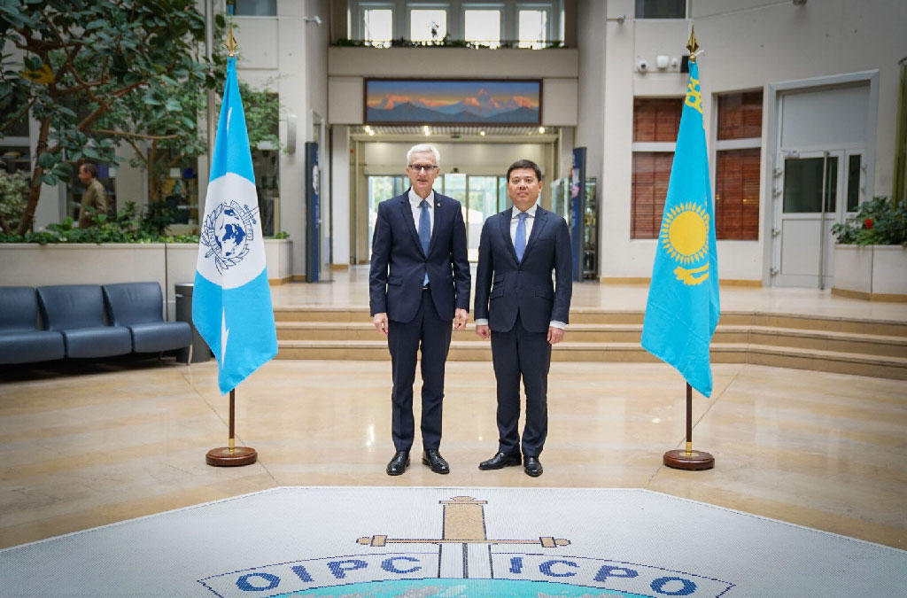 Kazakhstan Minister of Justice
