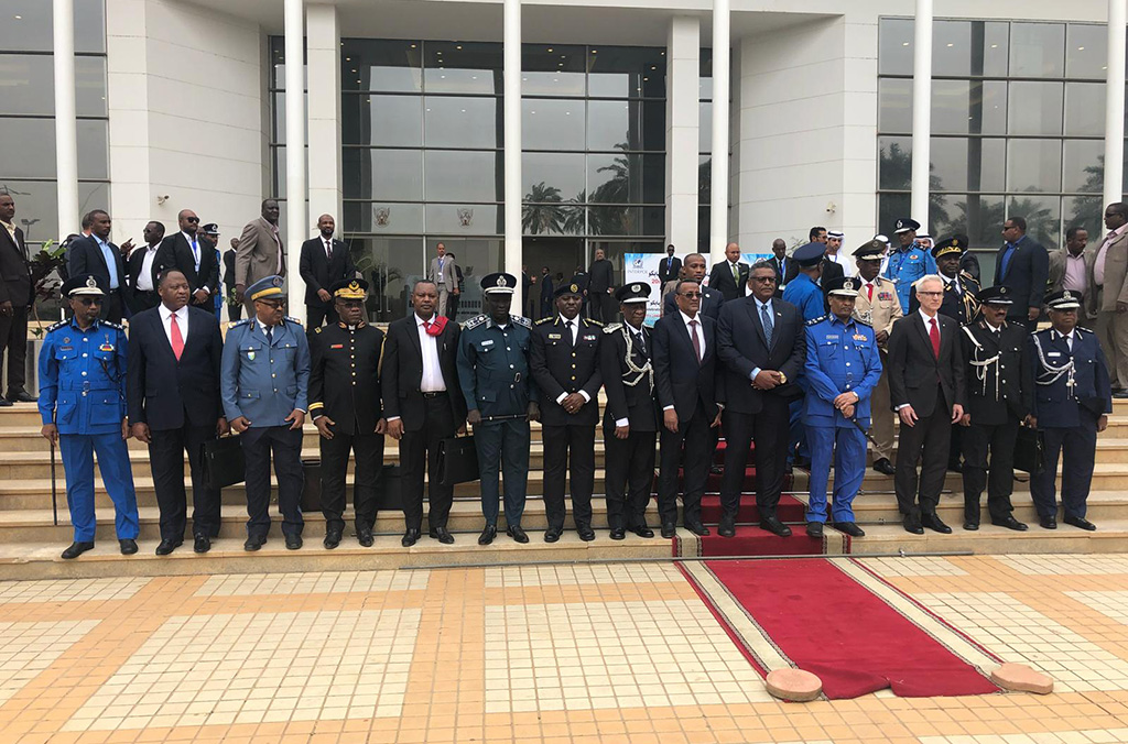Chiefs of Police from across Eastern Africa and INTERPOL Secretary General Jürgen Stock are attending the 20th EAPCCO General Assembly in Sudan.
