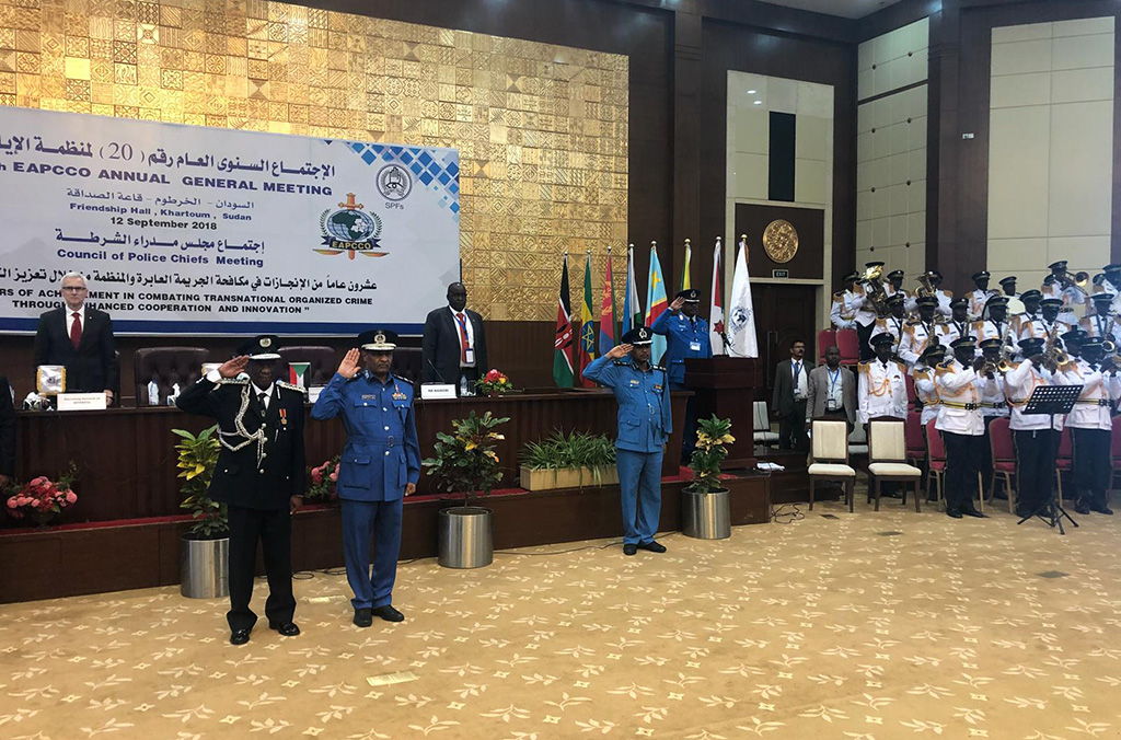 Addressing the 20th Eastern Africa Police Chiefs Cooperation Organization (EAPCCO) General Assembly, INTERPOL Secretary General Jürgen Stock underlined the importance of regional and global connectivity for effective law enforcement.