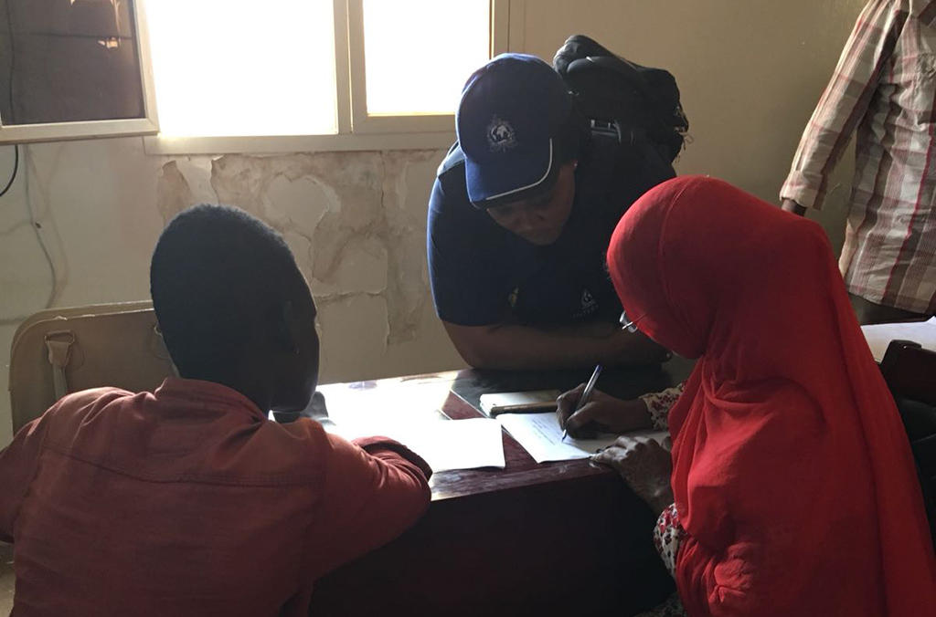 Interviews with victims rescued during Operation Sawiyan will help build a broader understanding as to human trafficking and people smuggling activities in the region.