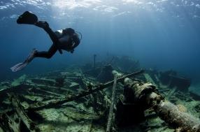Underwater cultural heritage