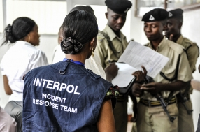 INTERPOL Incident Response Team