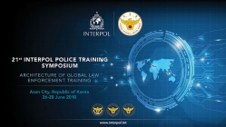 21st INTERPOL Police Training Symposium