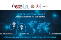 11th International Law Enforcement Intellectual Property Crime Conference