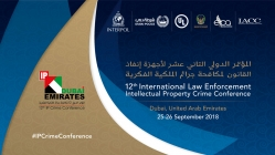 12th International Law Enforcement Intellectual Property Crime Conference