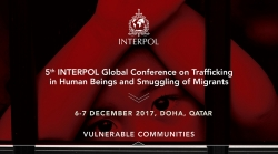 5th INTERPOL Global Conference on Trafficking in Human Beings and Smuggling of Migrants