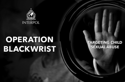 INTERPOL Operation Blackwrist