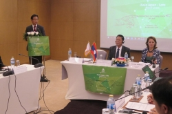 The iTwin Japan-Laos initiative was launched 8 November 2018 by Japan's Ambassador to Laos, Takeshi Hikihara, in the presence of Laos' Vice Minister of Public Security, Major General, Dr. Somvang Thammasith, and INTERPOL's Director of Global Outreach and Regional Support (GORS), Roraima Andriani.