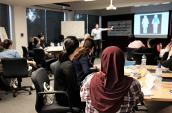 The I-Balance: Women Leaders in Public Safety Programme was conducted by INTERPOL and the Australian Institute of Police Management.