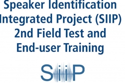 Speaker Identification Integrated Project
