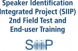 Speaker Identification Integrated Project