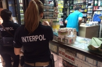 Coordinated by INTERPOL, Operation Pangea, is a well-established international effort to disrupt the online sale of counterfeit and illicit health products.