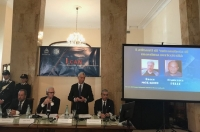 Prefect Vittorio Rizzi, Deputy Director General of Public Security and Central Director of the Italian Criminal Police at the launch of the I-CAN project in Reggio Calabria.