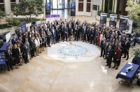 The meeting brings together 120 experts from law enforcement, monetary issuing authorities, international organizations and private industry from 47 countries.