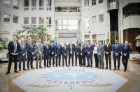 The 1st Specialized Expert Group Meeting on International Police Cooperation gathered experts from law enforcement, international organizations and sports bodies.