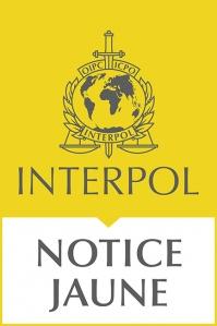 Yellow Notice Logo