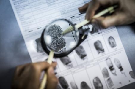 Making fingerprints matches