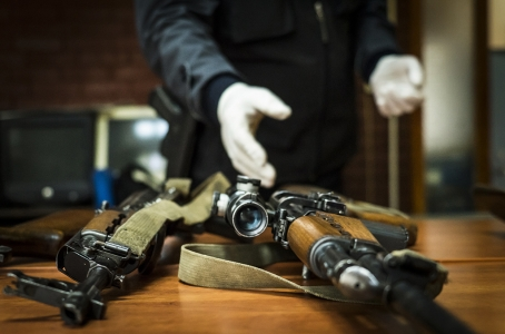 Firearms operations and events